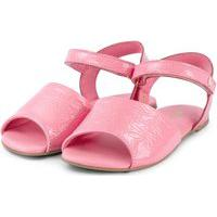 Sandália Infantil Bibi Little Me Rosa - 1104185