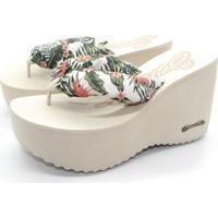 Tamanco Barth Shoes Sorvete Soft - Verde Palmas