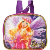 Lancheira 2 Em 1 Barbie Dreamtop Sestini - Feminino