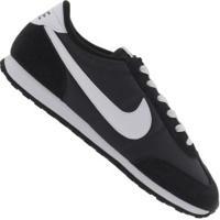 Vizzent  Tênis Nike Mach Runner - Masculino - Cinza Escuro Preto b359f80d8fd98