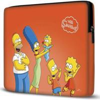Capa Para Notebook Simpsons 15 Polegadas - Unissex