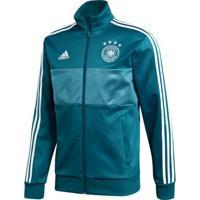 a10dffc58f Jaqueta Masculina Adidas 3 Stripes Alemanha