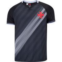 Camiseta Do Vasco Da Gama Care - Masculina - Preto