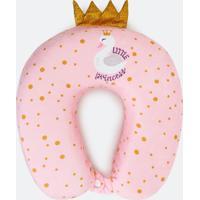 Travesseiro De Viagem Estampa Little Princess