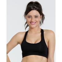 Top Feminino Nadador Active Marisa