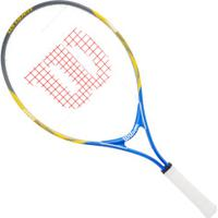 Raquete De Tênis Wilson Us Open 25 - Infantil - Azul/Amarelo