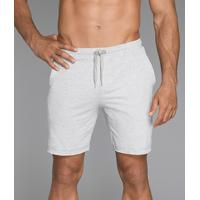 Short Moletom Lupo 76351-001 Cotton, Cinza, P
