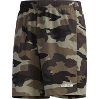 Short Adidas Aop Verde