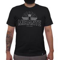 Mirante Clássico Traçado - Camiseta Clássica Masculina
