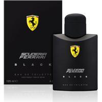 Ferrari Perfume Masculino Black Edt 125Ml - Masculino