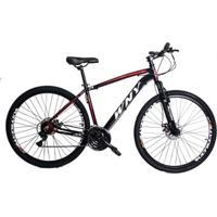 Bicicleta Wny Cambios Shimano Aro 29 Freio A Disco 21V - Unissex