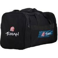 Bolsa Viagem Em Tecido Trançado Torah - Preto