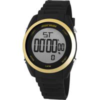 Relógio Mormaii Maui Feminino Mobj3463C8P Preto