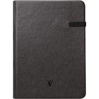 Caderno De Anotações Vivara Preto Sem Linhas Pequeno