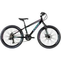 Bicicleta Mtb Oggi Hacker Sport Aro 24 E - Unissex