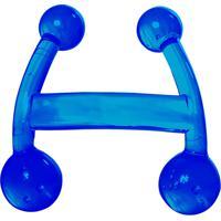 Massageador Manual Acte T152-Az Com 4 Esferas Azul