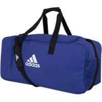 Mala Adidas Tiro Duffel Grande - Azul/Branco