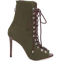 Bota Feminina Jungle Army - Verde