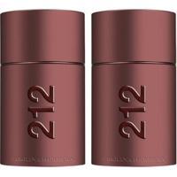 Kit 2 Eau De Toilette Carolina Herrera 212 Sexy Men - Masculino-Incolor