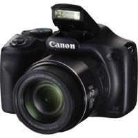 Câmera Powershot Hs Wifi 20.3Mp Vídeo Full Hd Preta Canon Sx540