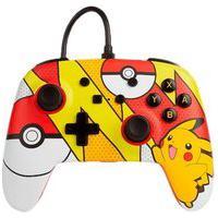 Controle Power A Para Nintendo SwitchPikachu Pop Art - 1518905-01
