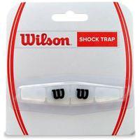 Antivibrador Wilson Shock Trap Transparente Branco