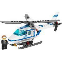 Lego City - Helicóptero Da Polícia - 7741