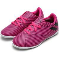 Chuteira Adidas Performance Menino Nemeziz 19 4 In Jr Rosa