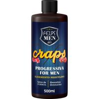Progressiva Alisamento Masculino Felps Men Craps 500Ml