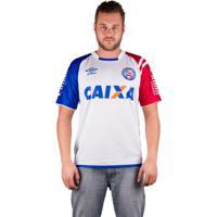 Camisa Bahia Of.1 2017 - Umbro - Masculino
