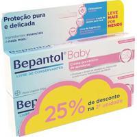 Kit Creme Contra Assadura Bepantol Baby 1 Unidade