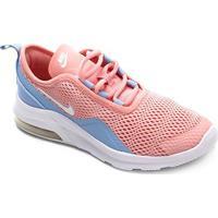 Tênis Infantil Nike Air Max Motion Feminino - Feminino-Coral+Azul