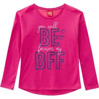 Blusa ''Bff''- Rosa & Azulkyly