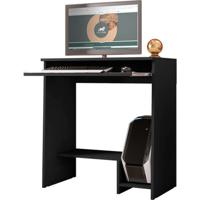 Mesa Para Computador Kansas Preta