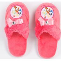 Pantufa Infantil Princesas Disney