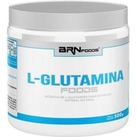 L-Glutamina Foods 500 G - Br Nutrition Foods - Unissex