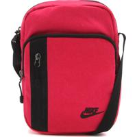 Bolsa Nike Sportswear Tech Small Itens Rosa