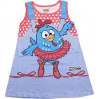 Vestido Infantil Kely Kety Menina