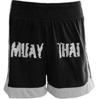 Short Kanxa Muay Thai - Masculino