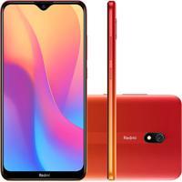Smartphone Xiaomi Redmi 8A 32Gb Nacional Homologado Anatel Vermelho