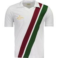 Camisa Fluminense Retrô Away 1908 Masculino - Masculino
