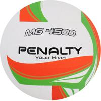 Netshoes  Bola Penalty Volei Mg 4500 Mirim - Unissex fc0c40050ba8c