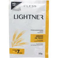 Pó Descolorante Gérmen De Trigo Lightner 50G