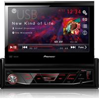 Dvd Automotivo Retrátil Pioneer Avh-3880Dvd 1 Din