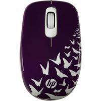 Mouse Wireless Hp Butterfly Z3600 – Lilás