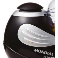 Mini Processador De Alimentos Mondial - 120W De Potência, Trava De. - 220 V