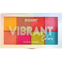 Paleta De Sombras Vibrant Colors Sp Colors A Multi