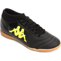 6a4d0061d Netshoes  Chuteira Futsal Kappa Agility - Unissex