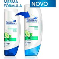 Condicionador De Cuidados Com A Raiz Head E Shoulders Detox Da Raiz 200Ml