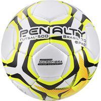 120dceade1 ... Bola Futsal Penalty Brasil 70 500 Pró Ix - Unissex